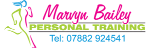 marvyn bailey personal training logo